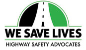 We Save Lives logo