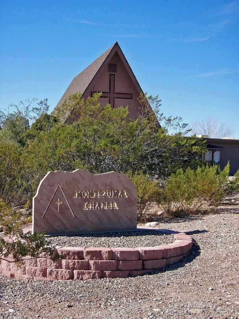 Montezuma Chapel