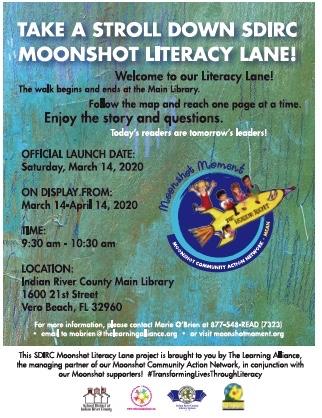 Literacy Lane kickoff 2020