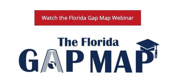 Florida Gap Map Logo