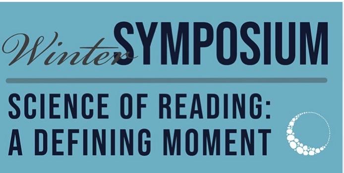 Science of Reading symposium