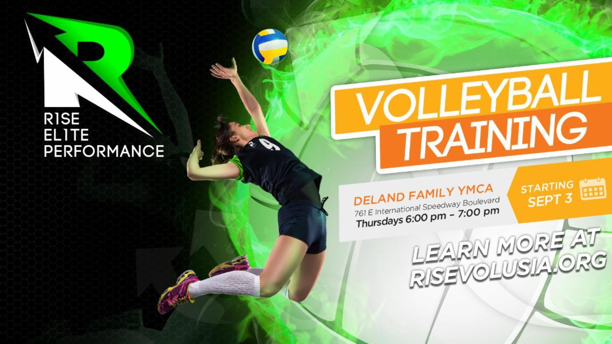RISE ELITE - VOLLEYBALL TRAINING