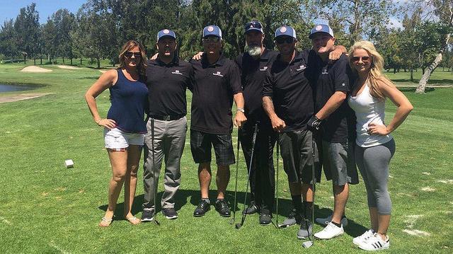 Silky_s Open Golfers