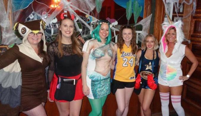 Silkys Girls Halloween