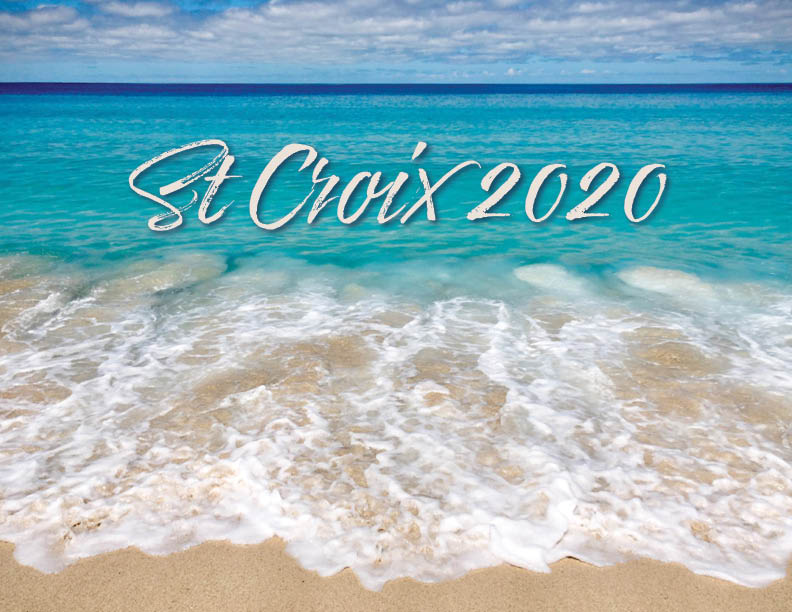 2020 St Croix Calendar