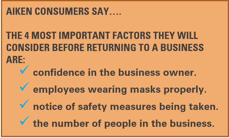 Consumers say graphic