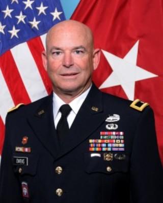 Brigadier General Owens