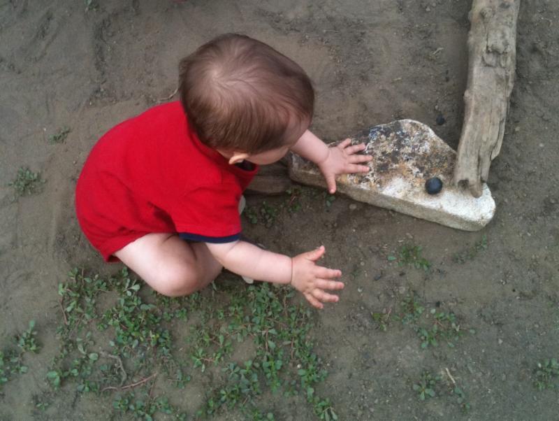 Little boy makes RadJoy Bird
