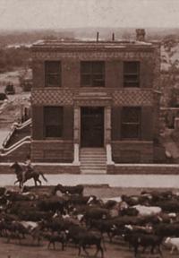 BADU HOUSE 1891