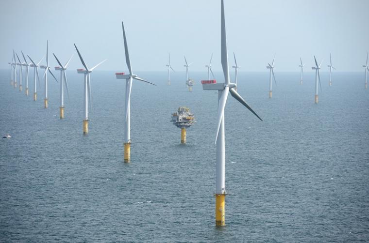 The Biggest Wind Turbine