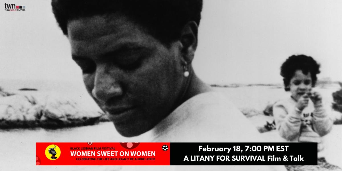 A Litany for Survival at Women Sweet on Women