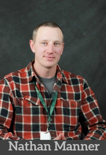 A photo of Nathan Manner, Northwoods CU Board of Director