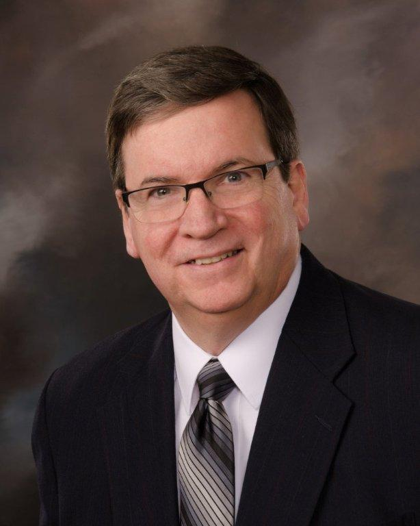 Photo of CU President, Doug Wolf