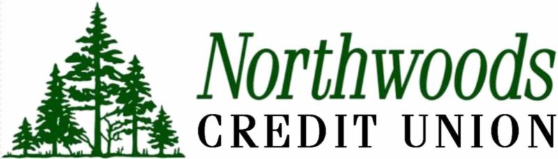 Northwoods Credit Union Logo - click to go to our website at www.northwoodscu.org
