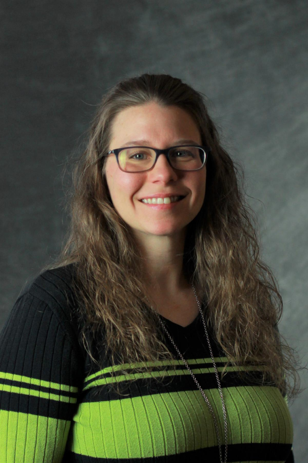 Photo of Katie Nelson, Mortgage Processor