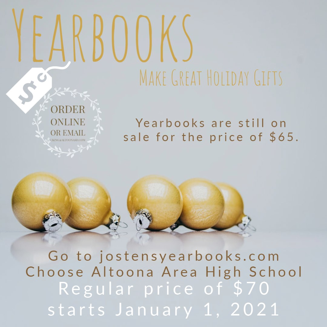 Yearbook Purchase Poster