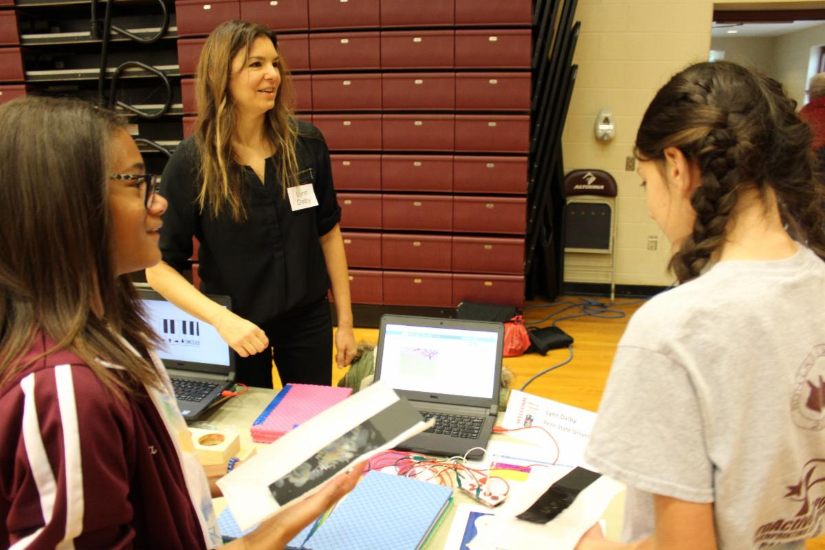 Girls STEM Presentation
