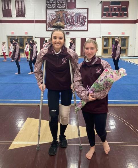 Gymnastics Seniors