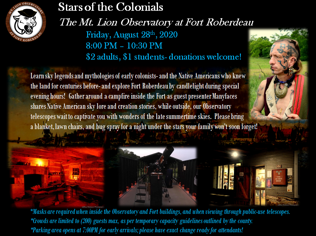 Stars of the Colonials