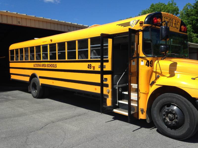 AASD School Bus