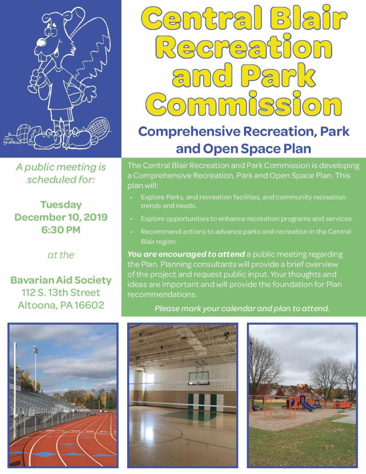 CBRC Public Meeting Flyer