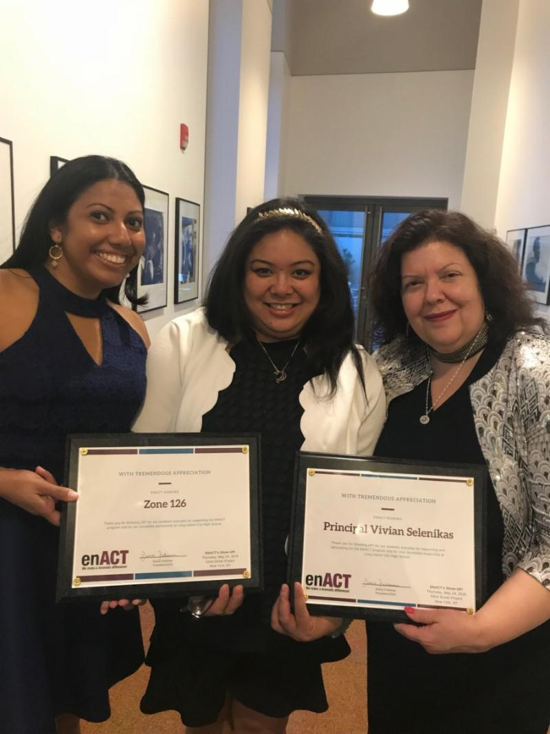 enACT Award Ceremony- Born This Way Foundation