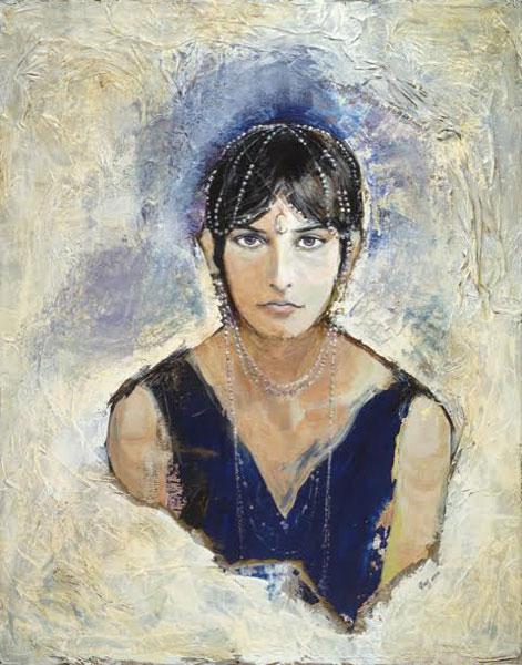 Mimi Portrait