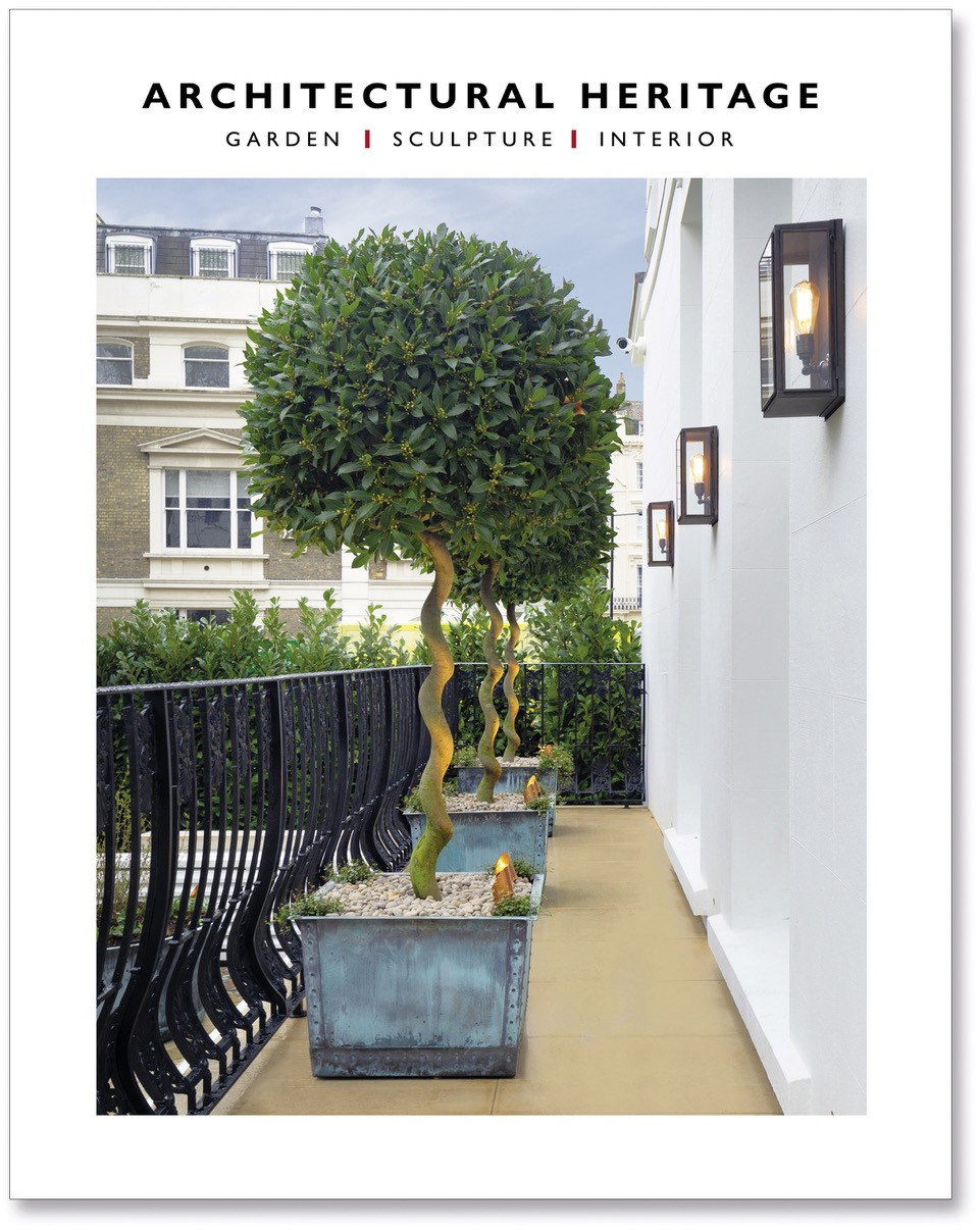 PREVIEW: Architectural Heritage 2020 Garden Catalogue