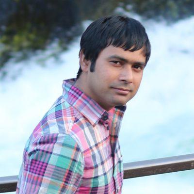 Graduate Student Jubaer Ahmed