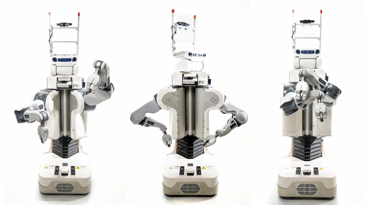 BRETT, the Berkeley Robot for the Elimination of Tedious Tasks.