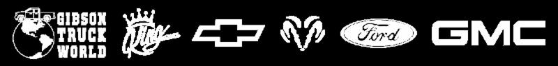 Gibson Truck World Logos