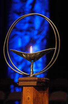 UUA Flaming Chalice