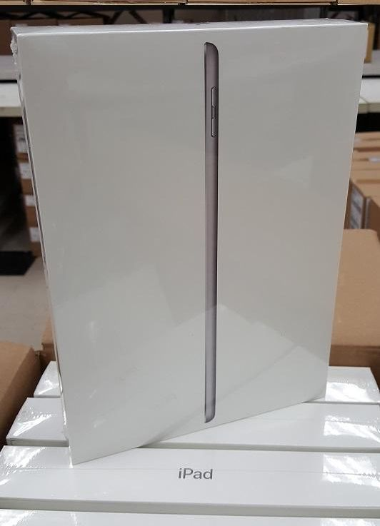 iPad 5_128gb_gray