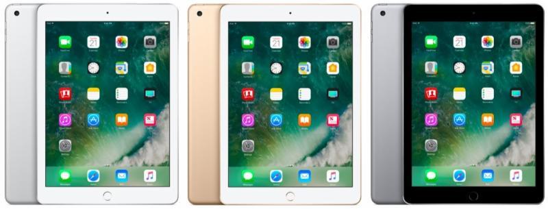 iPad 5 graphic