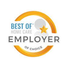 home care pulse award badge