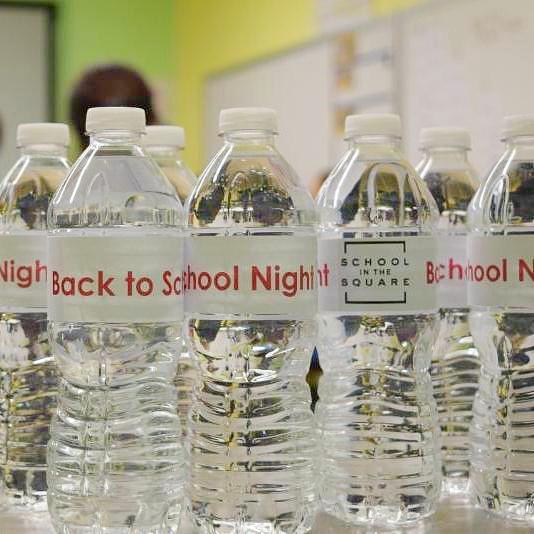BTS Night Bottles