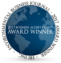 EBI 2017 Award Winner
