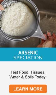 Arsenic Speciation