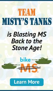 Team Mistys Tanks - Bike MS