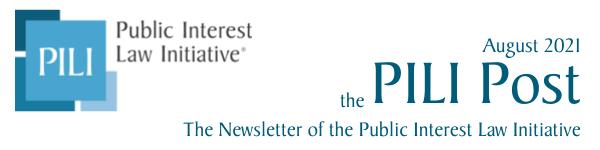 Newsletter Header - August