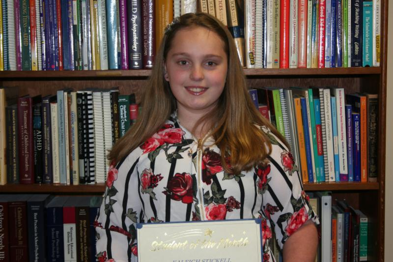 Kaleigh Stickell Marion Elementary