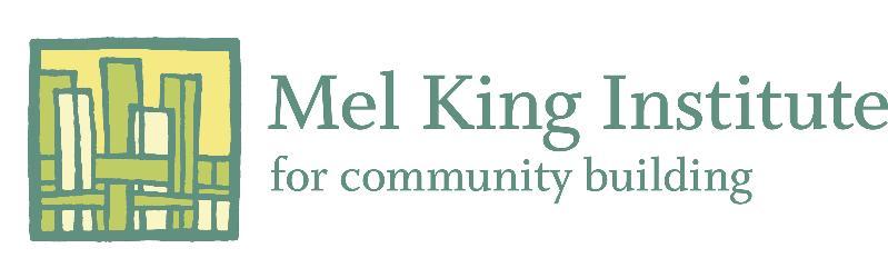 Mel King Logo