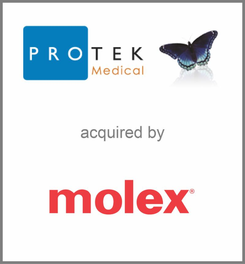 Protek Medical acquired by molex