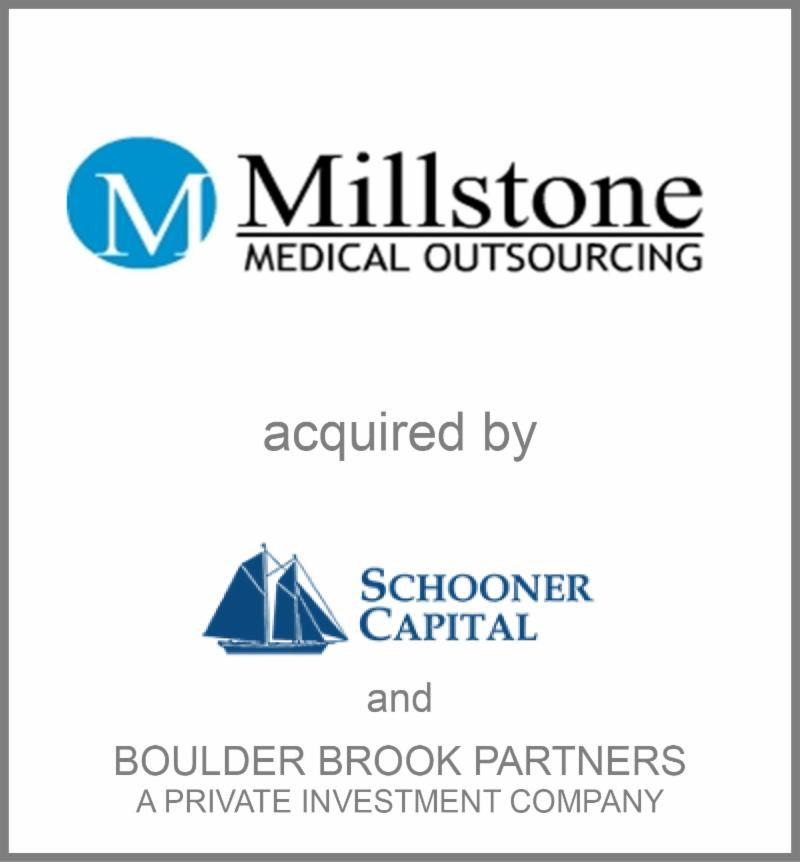 Millstone acquired by Schooner Capital and Boulder Brook Partners