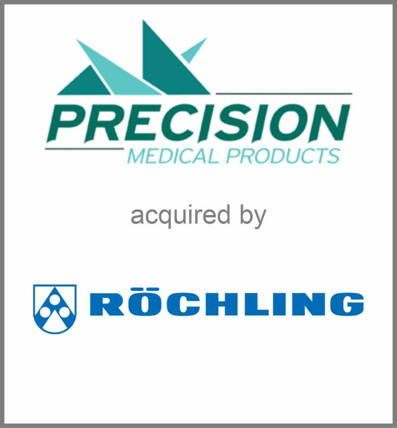 Precision Medical acquired by Rochling