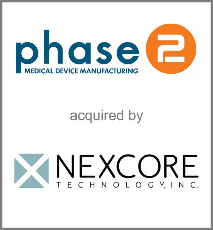 Phase2 acquired by Nexcore Technology