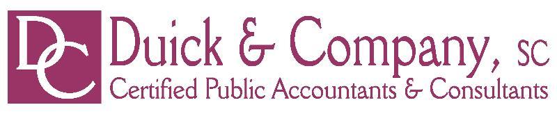 Duick logo