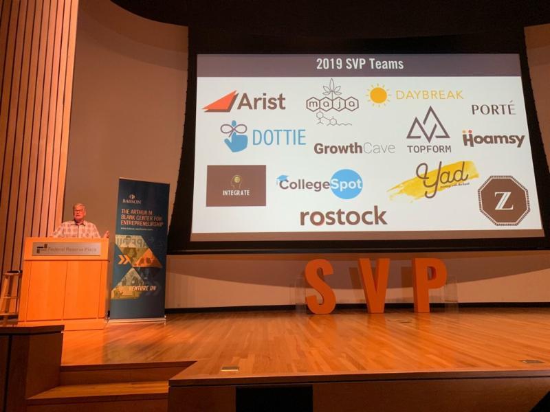 Topform Design Bank.N Squared News Ri Food Startup Delivers Here Babson Svp Showcase