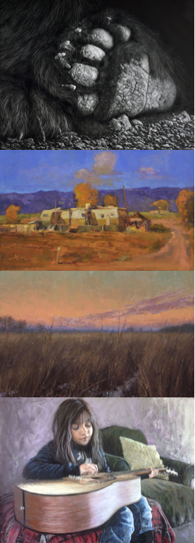 Steamboat Writers paintings