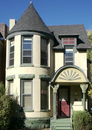 photo of historic home in Denver
